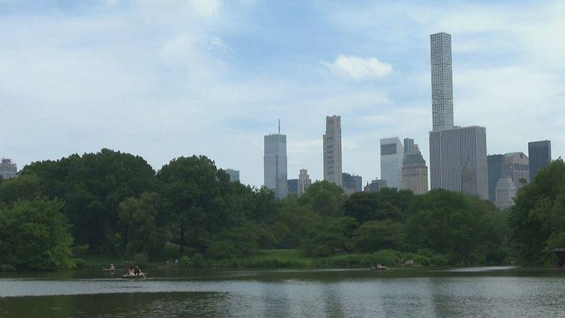 Puisto, puistot, New York