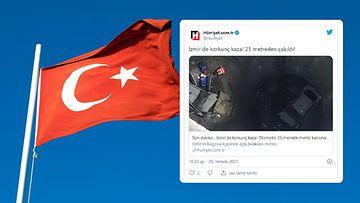 Turkki-onnettomuus