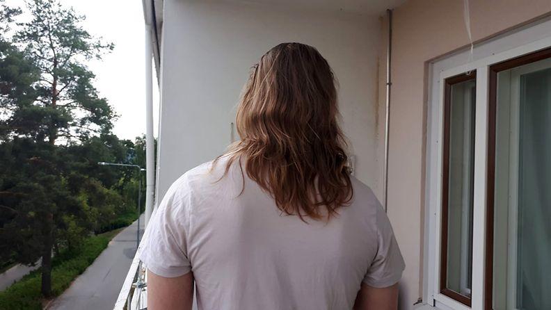 Villen hiukset 28.7.2021