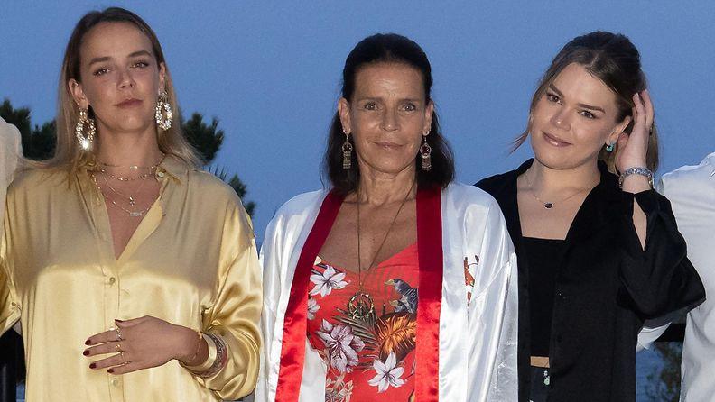 AOP Prinsessa Stephanie ja tyttäret 2021