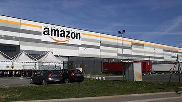 AOP Amazon varastohalli Italiassa