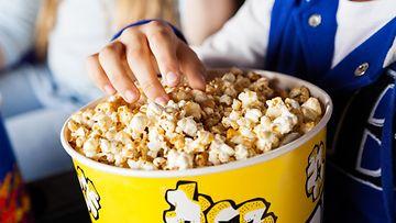 popcornia elokuvissa