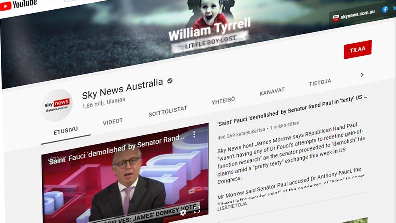 Sky News Australia YouTube