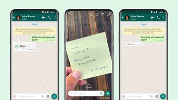 OMA: Whatsapp