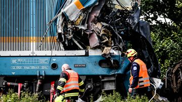 Junaonnettomuus Tsekki