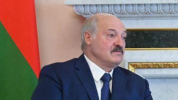 Aljaksanrd Lukashenka