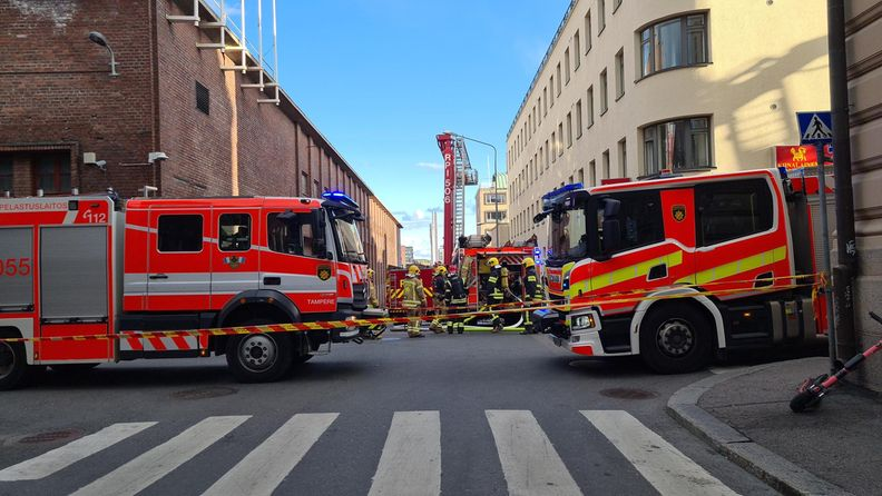Tampereen palo 1