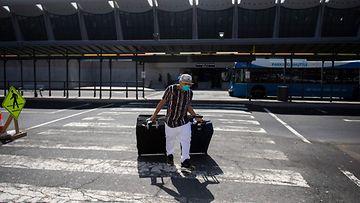 LK Yhdysvallat lentokenttä