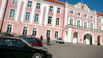 AOP Viron parlamentti