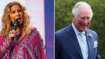 Barbra Streisand prinssi Charles