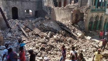Haitin maanjäristys 2 AOP