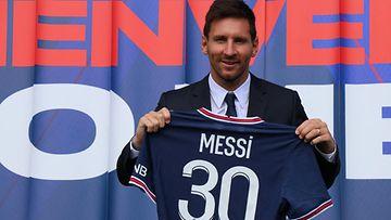 Lionel Messi (5)