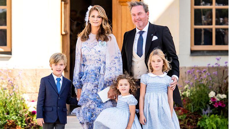 AOP Madeleine Chris ja lapset