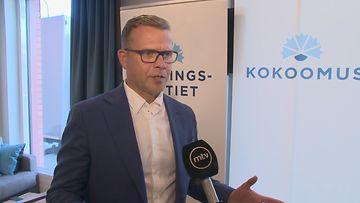 Kokoomuksen Petteri Orpo