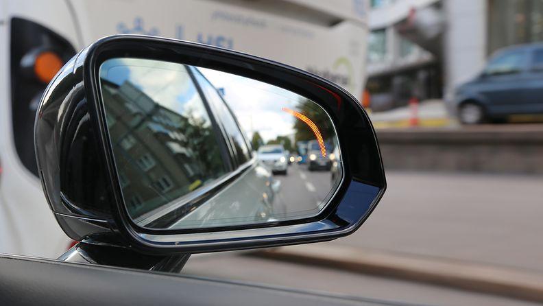 liikenneturva kuolleen kulman varoitin
