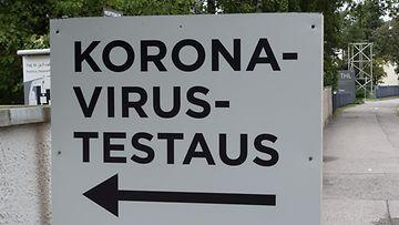 Koronavirustestaus LK 24.8.2021