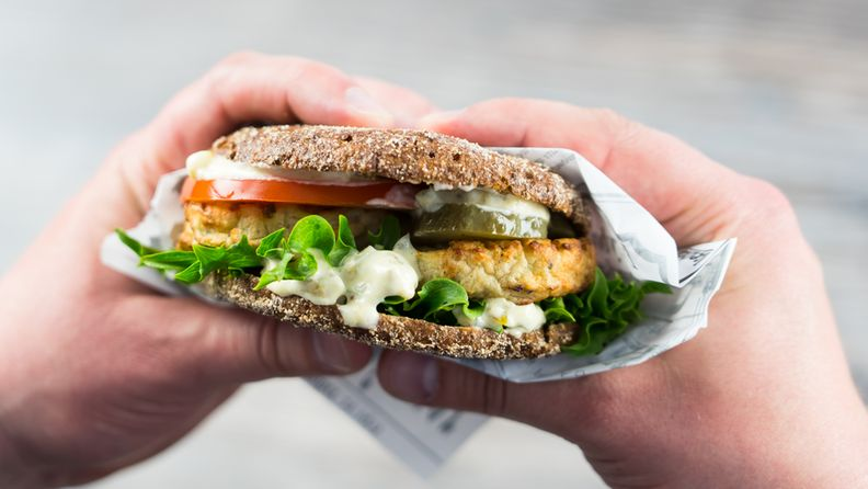 Fisuburgeri kuva Palvelukeskus Helsinki