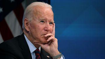 Presidentti Joe Biden.