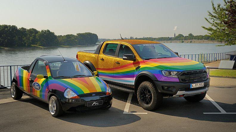 ford very gay ranger raptor ka