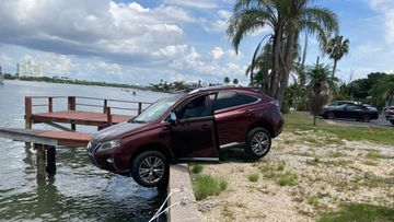clearwater police department florida lexus rx
