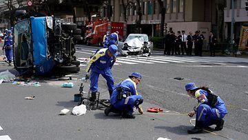 aop japani tokio liikenneonnettomuus 2019 kozo iizuka