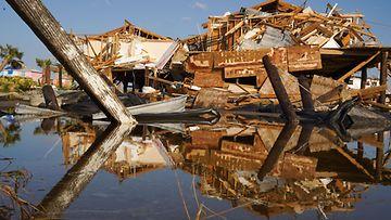 LK Louisiana Ida-hurrikaanin jälkeen