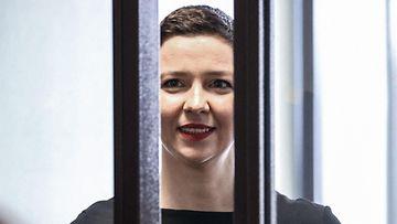 LK 6.9.21 -Valko-Venäjällä oppositiohahmo Maryja Kalesnikava