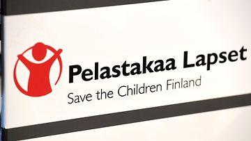 LK 7.9.2021 Pelastakaa Lapset ry:n logo.
