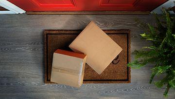 paketit ovella