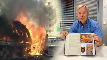 Tuhopolttoja sytytti täpötäyden tavaratalon tuleen Turussa 1983