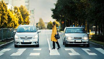 liikenneturva suojatie liikenneturvallisuus