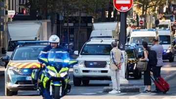 LK 8.9. pariisi, terrori-isku