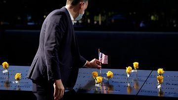 WTC muistelua AOP