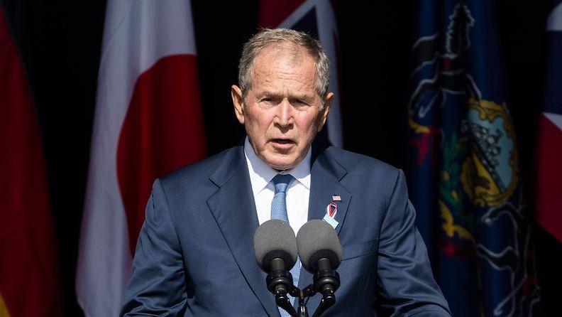 Geroge W Bush