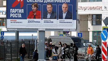Venäjä duuma vaalit