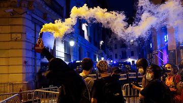 Barcelona mielenositus 4