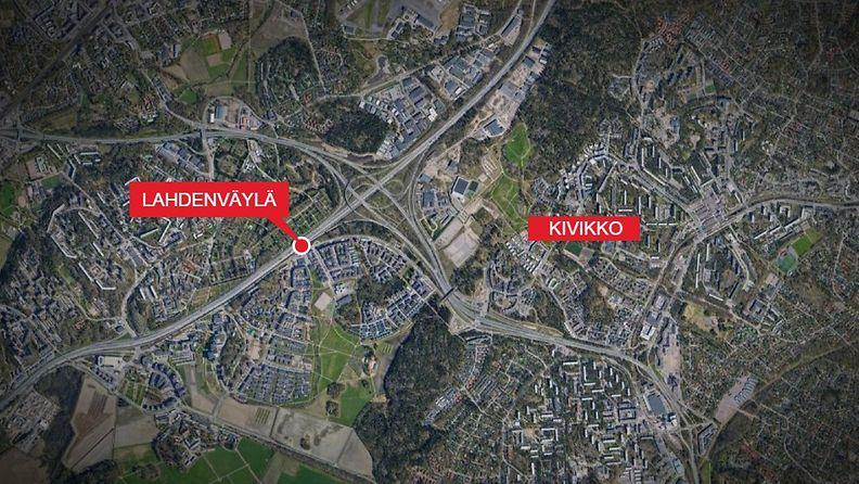 Kartta-Lahdenvayla-Helsinki
