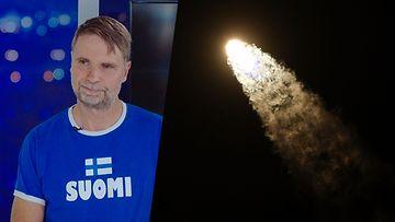 Vesa Heilalasta saattaa tulla ensimmäinen suomalainen avaruusturisti.