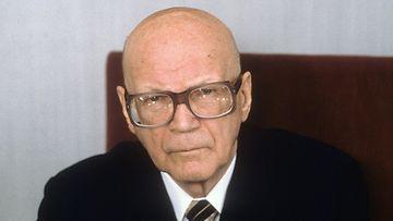 AOP Urho Kaleva Kekkonen vuonna 1980