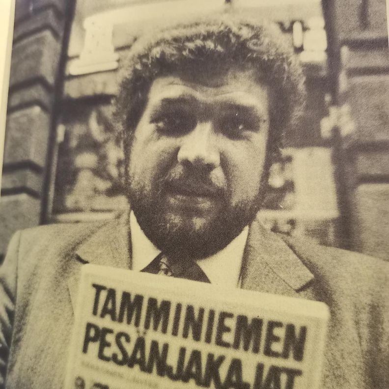 OMA Aarno Loka Laitinen vuonna 1982
