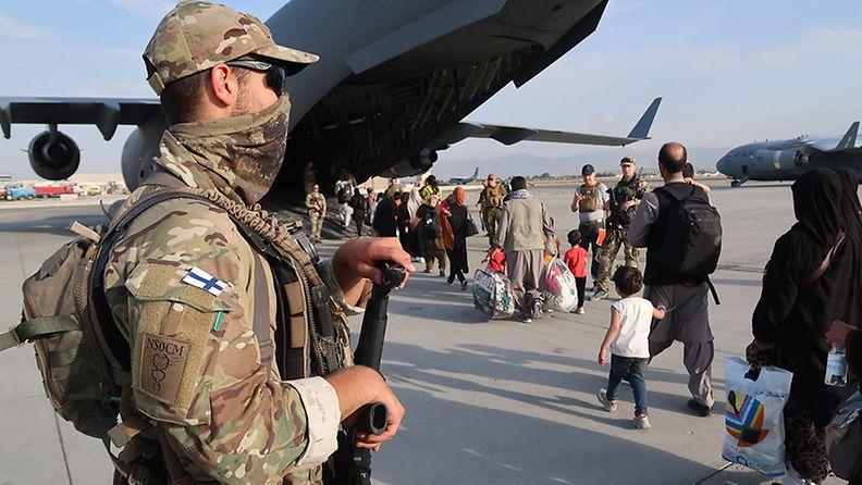 Puolustusvoimat Afganistanissa