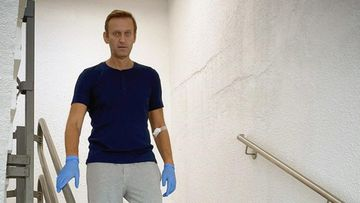 Aleksei Navalnyi LK 18.9.2021