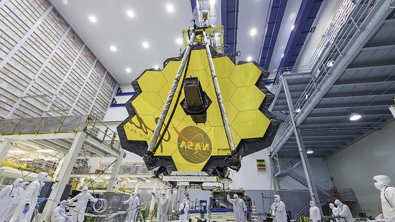 James Webb -avaruusteleskooppi