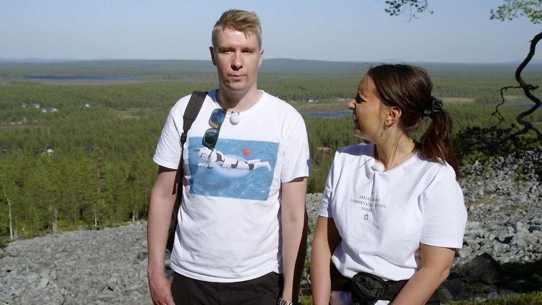 Ensitreffit Miika ja Tuula