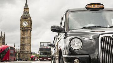 shutterstock lontoo taksi