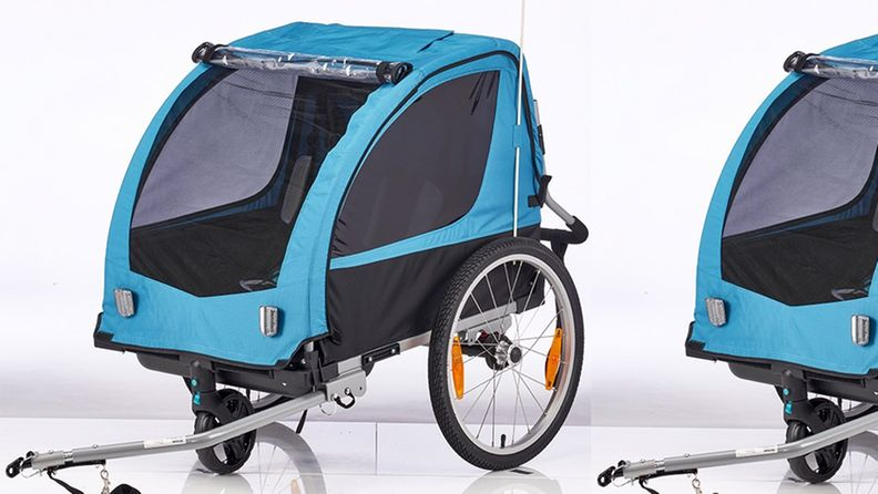 27-2099 biltema polkupyörän perävaunu