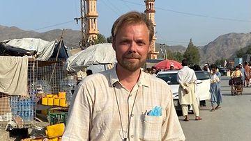 niko nurminen afganistanissa