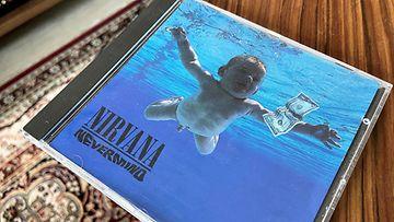 LK Nirvanan Nevermind-levy ladattu 240921