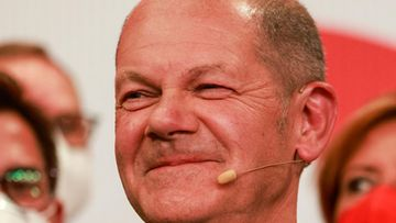 Olaf Scholz afp voitto 2709