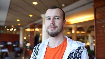 Juha-Pekka maajussi-Stiinan ehdokas